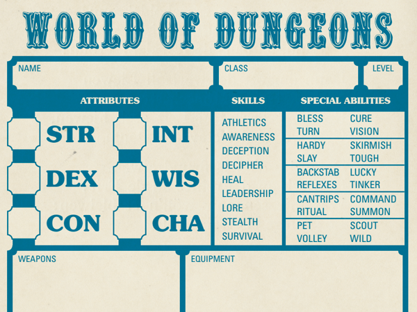 Downloads - Dungeon World