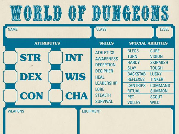 the dungeon survival handbook pdf